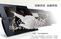 world famous free shipping  5.5 inch (2 screen)  android   tablet pc,tablet pc