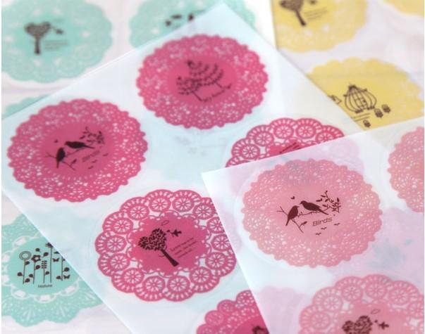 Etiquetas Colores de Color Rosa Etiqueta