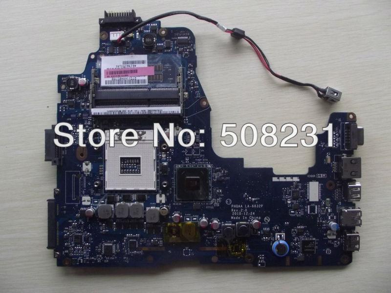 K000121690 la-6832p für toshiba satellite P750 p755 laptop motherboard, 100% geprüft und garantiert in einwandfreiem Zustand