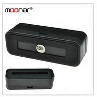 1pcs/lot High Quality Black Desktop Battery Cradle Charging Dock For SAMSUNG i9220 Phone Charger DA0144_Black