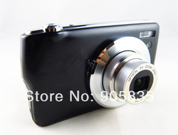 16Mega Pixel digital camera 5XOptical zoom 2.7''Screen HDMI Video rechargable battery AC Charger Free Shipping Free gift (ISRED)(China (Mainland))