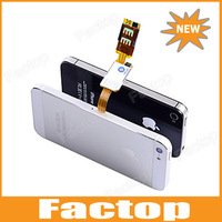 Dual Sim Card Adapter for iPhone 5 (GSM 3G Supported)