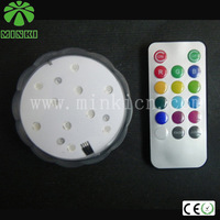 MINKI IP68 DC4.5V battery operated small   remote control outdoor  chrstmas light