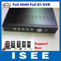 5pcs/lot NewHD Full D1 960H 8CH H.264 Real Time Standalone CCTV Security Network DVR With HDMI,Support IR Extender Free Shipping