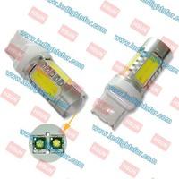 2pcs/lot super brightness  16W High Power Spotlight ,w21/5w car lights,t20 led car,7443 high power