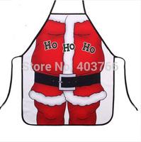 Santa Claus Christmas Kitchen Apron   Father Christmas apron Funny apron
