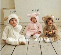 best selling baby clothes kids animal design baby very Adorable Romper cotton romper only size 80