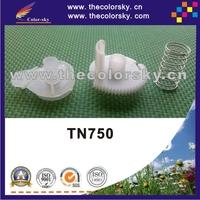 (ACC-TN750-3) nylon flaging gear + holder for Brother HL-5440 HL-5450 HL-5470 HL-6180 TN-750 TN-3380 TN 750 3380 free DHL