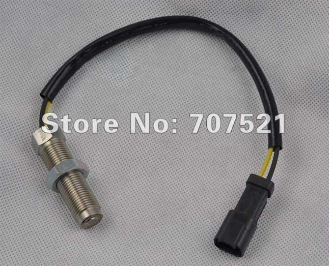 quality 125-2966 Caterpiller excavator 320B 312B E320 E312 B revolution speed sensor, digger spare parts E320B E312B 320 312 B(China (Mainland))