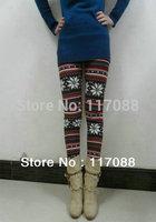 Free Shipping ML7584 Newly Women pants Cashmere Galaxy sexy high waisted Winter Warm legging