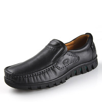 Free Shipping+Hot Selling Designer Men Driving Shoes 100%Genuine Leather Business Dress Shoes Comfortable/Soft Outsole Sneakers