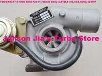 NEW TD04/49377-07000 500372214 Turbocharger for IVECO Daily 2.8TD,Engine:8140.43S.4000,125HP 99-03