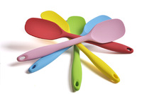 Free Shipping High Quality Silicone spoon spatula