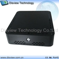 Factory outlets: Strong performance Mini  ITX Desktop PC Computer POS terminal box 27R-4:ATOM D2700 2.13GHz /RAM 4GB/ SSD 64GB