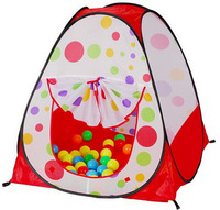 Promotion price Children Kids Play Tent toy game house baby beach tent indoor & outdoor tent
