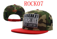 Rock Smith snapback hats and caps snapbacks hat fashion customs cap free shipping ssur booger kids