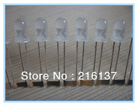 Free Shipping Red Green Yellow Tricolor 5mm LED Emitting Diode