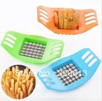 Min Order $15(mixed order)  Fries weapon easily potato slitter creative fashion cut fries machine free shipping