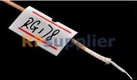 RF Coaxial cable RG178 / 50 feet