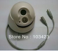 "Color IR Dome Camera of MT9V139 CMOS Sensor, 1/4""  700TVL"