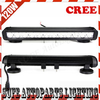 Free EMS Shipping,2PCS/LOT CREE LED 20'' 12pcs*10W 120W LED Off road Light bar,LED Light bar for Truck, off road