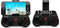 For Apple iPhone 5 Ipod IPAD Samsung Android Tablet PC Mini Wireless Bluetooth Game Gaming Controller Grip Gamepad Free Shipping