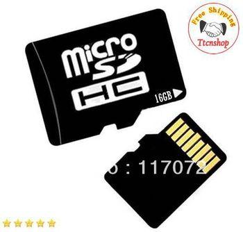 wholesaler  32gb real 2gb 4gb pro duo memory card micro sd card 32gb micro sd card adapter class 10 free shipping