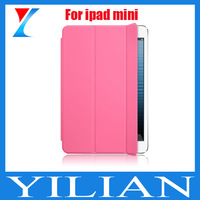 Wholesale  For iPad Mini Smart Case cover with wake sleep function
