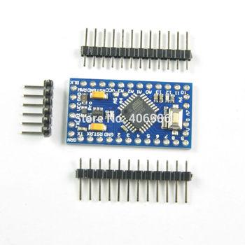 5pcs/lot Pro Mini atmega328 5V 16M Replace ATmega128 for Arduino Compatible Nano FZ0143
