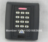 free shipping Factory RFID Proximity  access control keypad reader+free shipping +125KHz