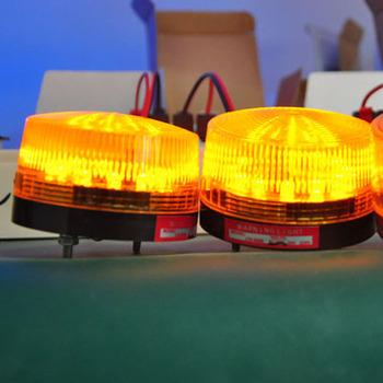 [YS]free shipping AC220V LTE5060 led traffic indicator Strobe Flash Warning Light Led Bulb Lamp Red Amber Green Blue