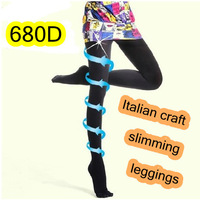 Winter design ~ 680D Lycra Pantyhose Stovepipe Socks Medical Compression Pressure Leggings S,M,L,XL Free Shipping