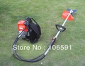 backpack knapsack gasoline petrol 4 stroke brush grass cutter trimmer handle mower cleaner