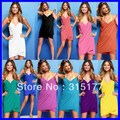 Free shipping 11Colors Sexy Stylish Cross Front Beach Cover-up Fashion dress Wholesale 10pcs/lot Mix order Beach Sarong 40451