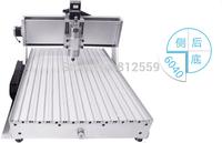 NEW 4 axis 6040 1500W USB MACH3 CNC ROUTER ENGRAVER/ENGRAVING 220VAC/110VAC