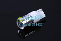 Hot Selling 10pcs/lot Cree Q5 T20 Car LED Reverse Backup Light Bulb Lamp 7W DC12V-30V Cold White TK0090