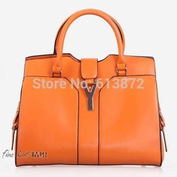 2014 Casual  Gift Europe Style Designer Ladies Handbag Organizer Satchel PU Leather Bag Popular Practical WQ12018