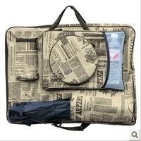 4K newspaper sketchpad bag graphics drawing tablet bag art set school supplies art supplies free shipping promotion