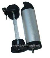 48V10AH bottle battery short case 355mm*90mm