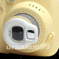 Polaroid Fuji Fujifilm Instax Mini 8 Camera Close up Lens Self Shoot Mirror by Takashi 5 Color ( White Pink Blue Yellow Black )