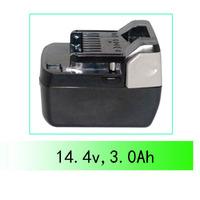 BSL1430 Li-ion,Replacement Power Tools Battery for Hitachi UB Series, UB 18DAL, UB 18DSL