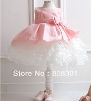 Korean version of the 2013 the latest design. The critical edition girls dress - children's clothes - baby princess skirt/dress