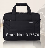 Free shipping-Business and Leisure Men and women 14.1 inch Laptop computer handbag single side shoulder bag