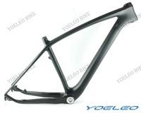 """29er Carbon Frame 3k Matte Mountain Bike Frameset Size 17.5"""" Headset 1-1/8""""-1-1/2"""" BSA Weight 1216g With EN Standard"""