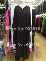 New style islamic clothing,wool-peach abaya,modest muslim clothing,arabic dress,arabic wear,islamic fashion abaya 12122502