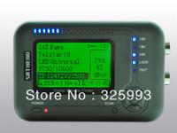 free shipping sathero digital tv  satellite finder meter signal finder meter SH-200+ with DVBS,DVB-S2 Signal