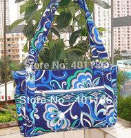 new free shipping Final Sale woman ladies girls Handmade bag fabric soft Flowers