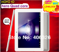"Wholesaler-5K STOCK Ainol Novo 10 Hero II 2 Tablet PC 10.1"" IPS Quad Core 1.5Ghz ATM7029 Android 4.1"