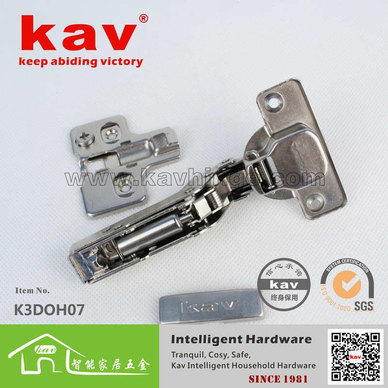 3D adjustable hydraulic hinge K3DOH07/8/9(China (Mainland))