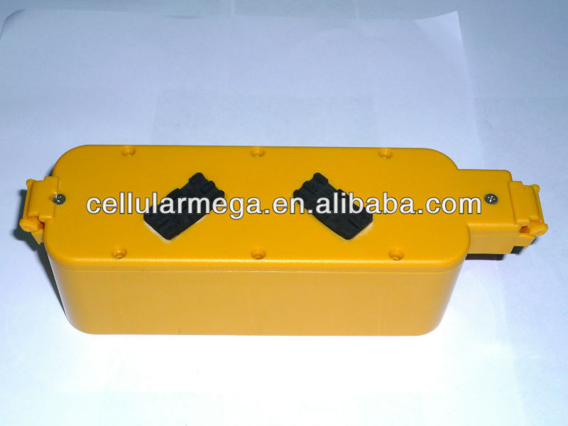 New replacement battery for iRobot Roomba 400 Series NI-MH Battery 3300mAh 14.4V(Hong Kong)